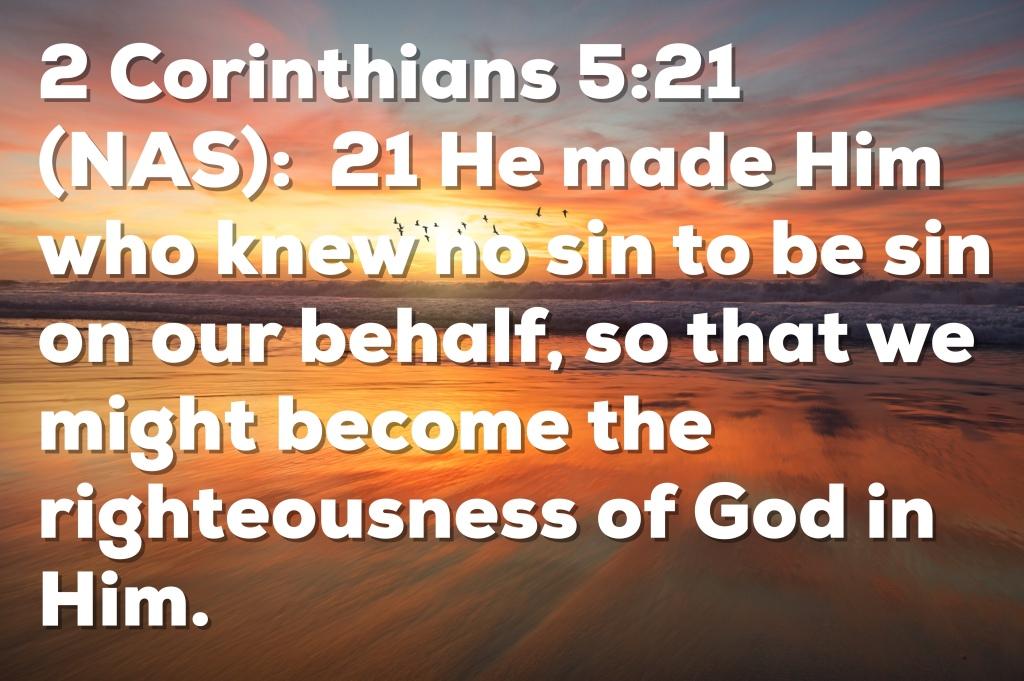 2Corinthians 5:21